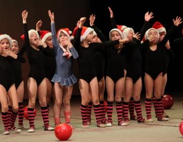 Piruetti Jõulukontsert 2013