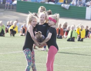 Tallinna Võimlemispidu 2017