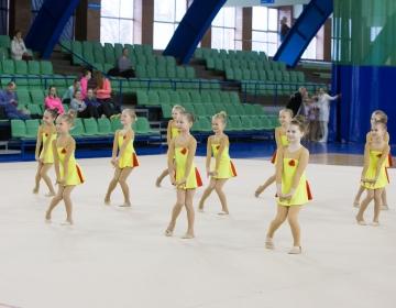 Pirueti rühmad Kalevi meistrivõistlustel 2015