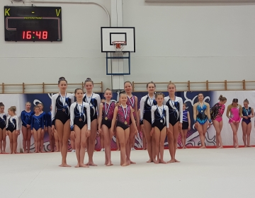 Tampere Acro Tournament 2018
