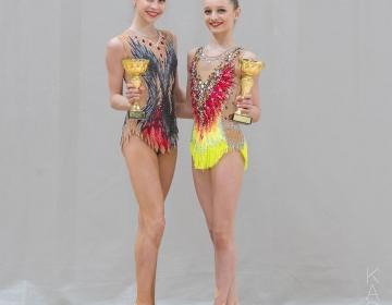 Eesti Karikavõistlused 2018 iluvõimlemises