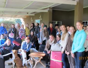 Eliitrühm Lõuna- Aafrikas