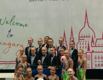 SPARK CUP 2018 Budapestis