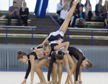 Pirueti lahtine turniir iluvõimlemise rühmkavades 2015