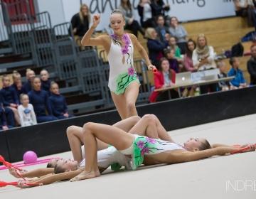 Tallinna MV iluvõimlemise rühmkavades 2016