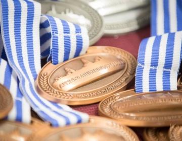 Tallinna MV medalid