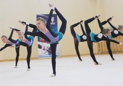 Eesti noorte MV RG ja AGG toimuvad TALLINNAS