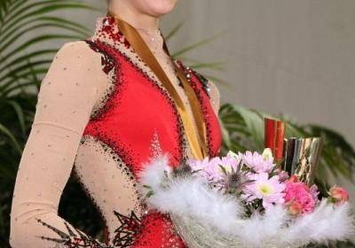 Olga Bogdanova Calais esimene