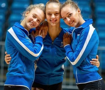 Eesti võimlejad MM'l 2018