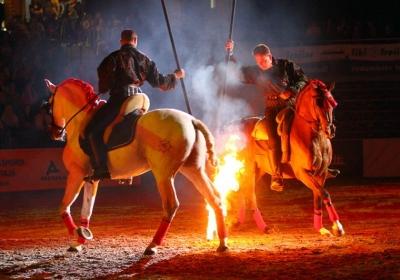 Nädalavahetusel toimus Saku Suurhallis suurejooneline Tallinn International Horse Show