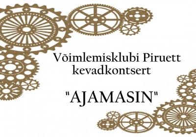 Kevadkontsert 2017 - Ajamasin