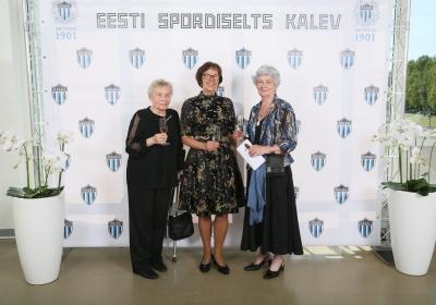 Eesti Spordiselts Kalevi 115. aastapäev