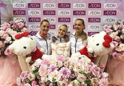 AEON Cup tulemused