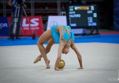 Olümpiamängude iluvõimlemise Test Event Rio de Janeiros