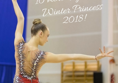 Winter Princess 2018 ja Mall Kalve Mälestusturniir