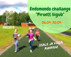 Endomondo challenge