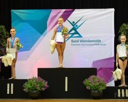 Eesti noorte Meistrivõistluste tulemused