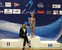 Iluvõimlejate edukad tulemused Levski Cup turniirilt