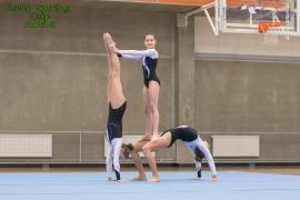 Jüri akrobaatika 8-12 a harrastusrühm