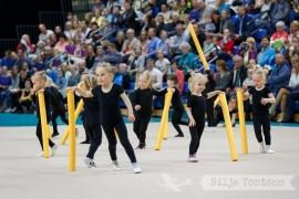 Jüri tantsuline võimlemine 4-6  (Liblikad)