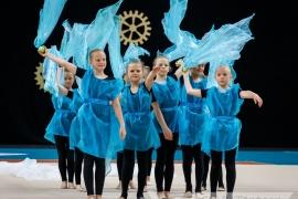 Jüri tantsuline võimlemine 7-9 (Võlukristallid)