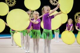 5 - 6a tantsuline võimlemine E,K,L