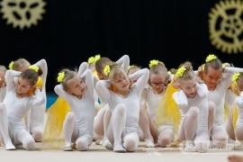 Püünsi tantsuline võimlemine 4.-6.a