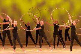 7-9 a Helle tantsuline võimlemine